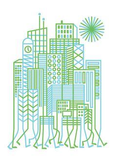 Radiolab - Cities by Skinny Ships, via Flickr