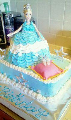 Cenicienta cake