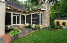 Exteriors traditional