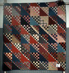 scrap quilt 1900