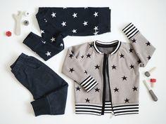 Tähtiä ja denim-lookia - Button&Stripe