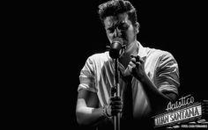 FCO - A BÚSSOLA: Luan Santana antecipa o provável melhor disco de 2015 na gravação de seu primeiro DVD acústico