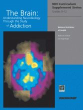 Equips teachers and students in grades 9 through 12 with interactive curriculum on the neurobiology of the brain as a result of drug abuse and addiction.