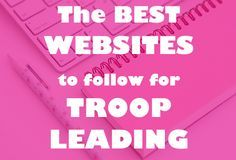 Welcome Troop Leader Mamas!! Because sharing is caring, today I wanted to share with you my favorite websites for my meeting planning inspiration that I think will be of great help to you! When I first started out planning the meetings I was overwhelmed with all the different resources and felt lost. I followed the Girls Guide to Girl Scouting and the Journey Leadership books, but I felt there was more needed. Some of the activities didn't fit our troop dynamic and I needed to make so...