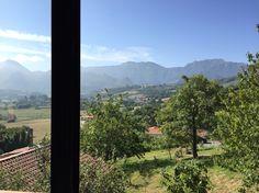 Room with a view. Ribadesella, Asturias. Travemoreworryless