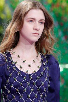 Christian Dior Fall 2015 Couture Fashion Show Details