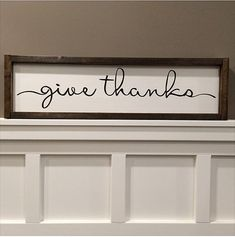 This rustic sign is a beautiful addition to any home. The lettering is painted. The sign in the photo is made with pine boards that have been