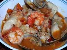Ligurian Buridda Italian Fish Stew) Recipe - Food.com