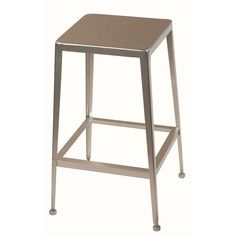 Sarreid Silver Counter Stool - Set of 2 SA-29314-2 $286.00