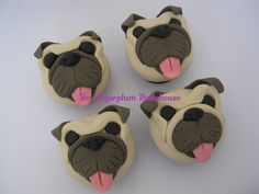 Pug Cupcakes!  https://www.facebook.com/pages/The-Sugarplum-Bakehouse/147584558644564