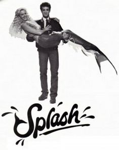 Splash movie poster (1984) poster
