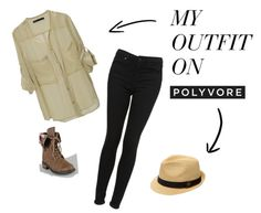 """""""Fall Outfit"""" by jennywren1253 on Polyvore"""