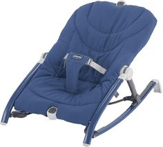 CHICCO Fotelik Relax 2016 blue SP