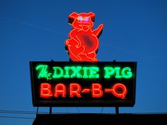 BBQ Neon Signs | Recent Photos The Commons Getty Collection Galleries World Map App ...