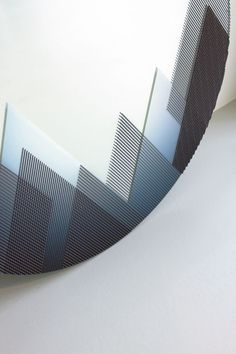2.5D mirror mountain   Ontwerpstudio Schmitz & Daan de Haan design