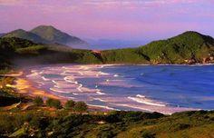 Praias mais Bonitas do Brasil, Santa Catarina, praia do Rosa