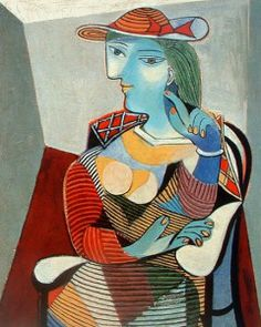Mujer PABLO PICASSO