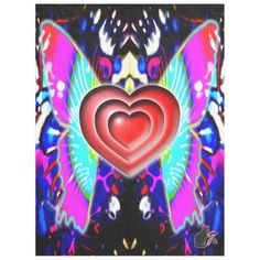 Hearts Of Glys Fleece Blanket. 50% OFF FLEECE BLANKETS. Use CODE: TIME2SNUGGLE til MidniteTonite 1-25-17 11:59pmPT. The background image is a classic liquid light show glycerin gooey set over swirls. Above this organic structure three hearts, beating as one, fly on butterfly wings of gossamer light delivering a message of love, beauty and harmony. Over 3000 products at my Zazzle online store. Open 24/7 World wide! http://www.zazzle.com/greg_lloyd_arts*?rf=238198296477835081