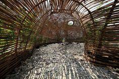 bamboo building - Google 搜索