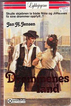 """Drømmenes land"" av Jan H. Baseball Cards, Reading, Sports, Books, Movies, Movie Posters, Hs Sports, Libros, Films"