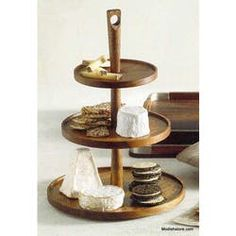 Roost Hemingway Tiered Tray