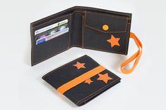 FREE wallet pattern: suitable for Kraft Tex