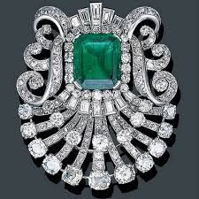 Image result for TRABERT AND HOEFFER-MAUBOUSSIN A Sapphire, Ruby and Emerald