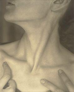Georgia O'Keeffe--Neck, 1921 by Alfred Stieglitz