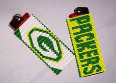 Packers  Lighter Cover Pattern