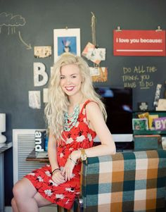 Design*Sponge Interview and Studio Tour with Bri Emery