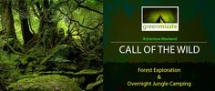 #Mumbai experience the thrill of camping in complete wilderness! Click on the image to Book your tix for Forest Exploration and Overnight Jungle Camping now.