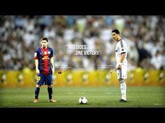 Lionel Messi vs Cristiano Ronaldo 2012-2013 #soccer