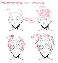 JY/circus-usagi here (: This lecture will show you how to draw a generally fit anime male character, from facial structure to male anatomy. (i used paint tool SAI for this) Drawing Hair Tutorial, Manga Drawing Tutorials, Drawing Techniques, Art Tutorials, Guy Drawing, Drawing Base, Drawing Tips, Anime Drawings Sketches, Anime Sketch