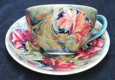 407 Best Moorcroft Pottery Images Moorcroft Pottery Pottery Art
