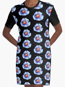 Ladybird on Borage Graphic T-Shirt Dress 20% off today use code CARPE20 #redbubble #newfromredbubble #redbubbledress #digiprint #printeddress #print #pattern #patterneddress #graphicdress #graphic #sublimation #dyesublimation #alternative #fashion #ss16 #indie #indiedesign #design #tshirtdress #minidress #women #fashion #newdress #newclothes