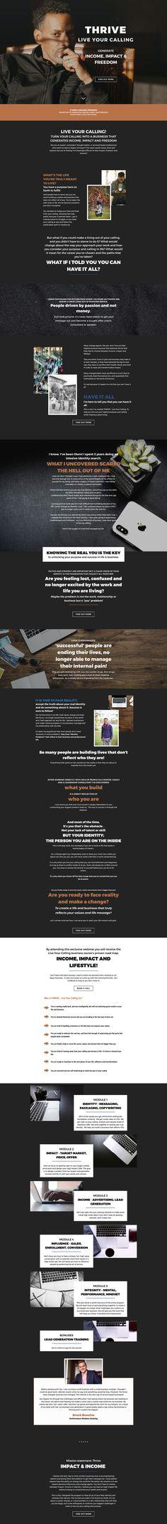 Private Coaching Client of Segerius Bruce Coaching. Sales page in Wordpress. Lisa Johnson, Entrepreneur Magazine, Brand Strategist, Success Coach, Famous Photographers, Design Development, Photography Business, Personal Branding, Business Design