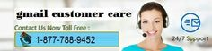 Get 24*7 Gmail customer care @1-877-788-9452 , toll free Gmail phone number for Gmail customer care in USA and Canada. Call and get instant support 24*7.