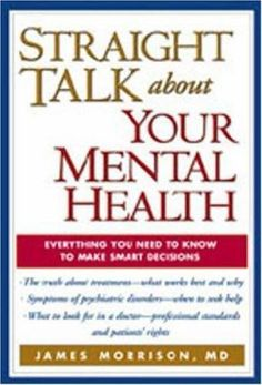 Cover image for Straight talk about your mental health