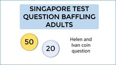 Adults Stumped By Test Question For 13 Year Olds
