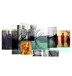 Images overlap and are transparent where they cross each other. Sketchbook Layout, Sketchbook Inspiration, Book Design, Layout Design, Fashion Design Portfolio, Collage, Photo Layouts, Design Development, Book Photography