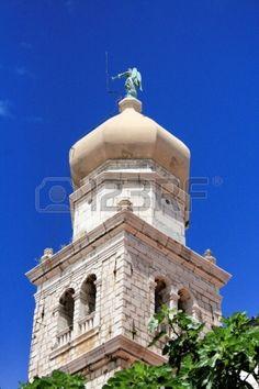 church of Krk, Croatia