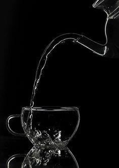 glas opzwart