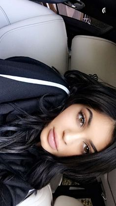 Kylie Jenner  Add her on snapchat her snapchat is kylizzlemynizzl so go add her