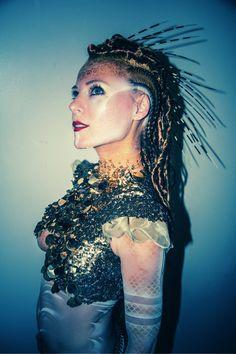 Myth Masque - Mermaid Costume by *JessicaDru on deviantART