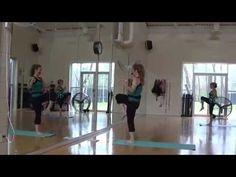 This workout kicked my BUTT ▶ Piyo by DeeAnn Winslett - YouTube