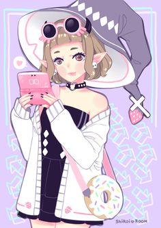 Imagem de cute, anime, and art