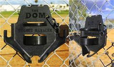 The DOM is an organizer for Baseball and Softball. Players, coaches keep the dugout safe with our unique organizer for your team. Dugout Organization, Baseball Dugout, Baseball Equipment, Softball Players, Coaching, Black, Training, Black People