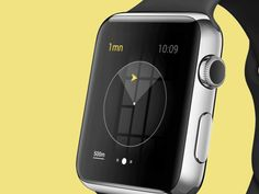 We selected 23 creative user interfaces for smartwatches for your inspiration. These user interfaces for smartwatches show you how you can create the designs for smartwatches apps. Apple Watch Silver, Taxi App, Apple Watch Apps, Web Design, Apple Watch Accessories, Android Wear, Wearable Device, Apple Products, Interactive Design