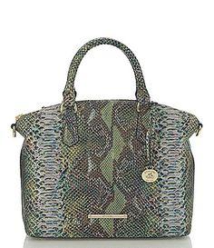 7811069711b8 Brahmin Seville Collection Duxbury Snake Satchel #Dillards Seville, Dillards,  Snake, Satchel,