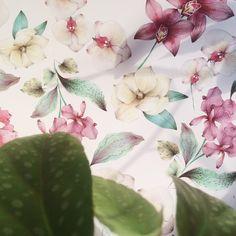 Spring Flowers | pattern design. on Behance
